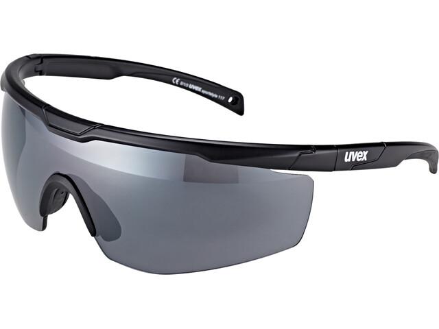 UVEX Sportstyle 117 Sportglasses black mat